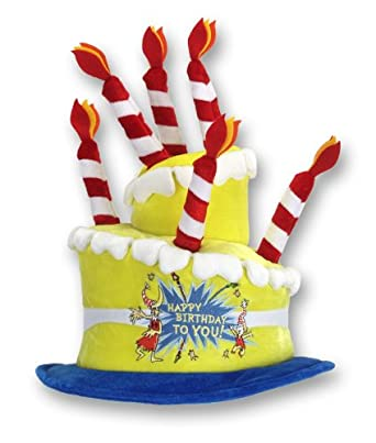 Image result for dr seuss happy birthday hat