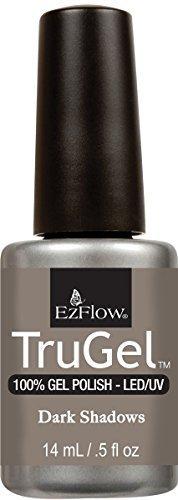 EzFlow TruGel Dark Shadows- .5 (Ezflow Nail Gel)