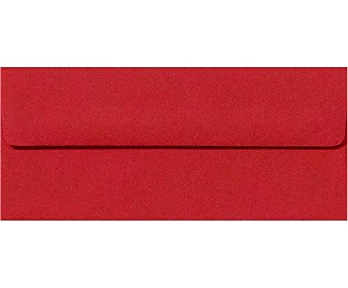 #10 Square Flap Envelopes w/Peel & Press