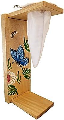 Chorreador,Costa Rican hecho a mano Portátil Plegable de madera ...