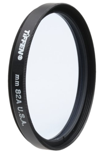 Tiffen 67mm 82A Filter by Tiffen