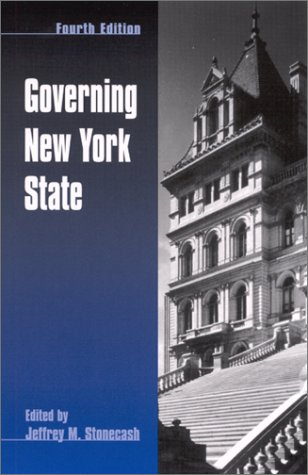 Governing New York State, Fourth Edition