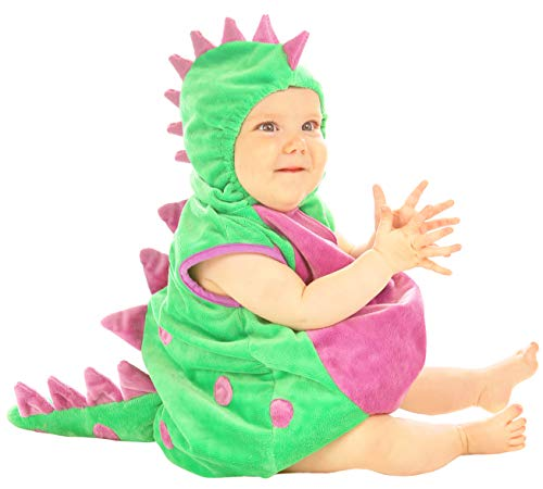 Baby Dinosaur Infant Toddler Costume sz Newborn 6-12M]()