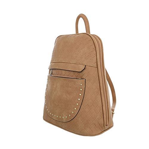 pour Design Camel Sac au porté Ital à main dos femme qv66g0