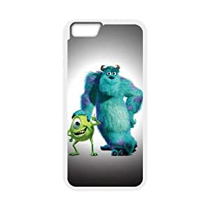 iPhone 6 Plus 5.5 Inch Cell Phone Case White Monsters Inc LSO7875343