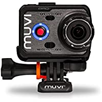 Veho Muvi K-Series Pro 4K Wifi Handsfree Camera Kit