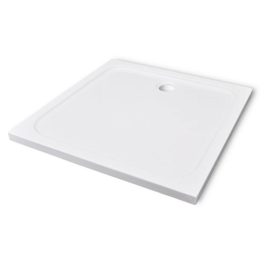 90x90 cm Bianco