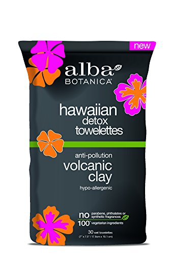 alba-botanica-hawaiian-detox-towelettes-anti-pollution-volcanic-clay-30-count