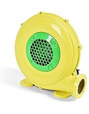 Costzon Air Blower, Pump Fan Commercial Inflatable Bouncer Blower (480 Watt 0.64HP) Yellow