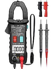 ZT-5BQ 6000 Contagens Teste NCV de Alta Precisão Alicate Amperímetro Inteligente Digital com Função BT Multímetro True RMS Tipo Alicate