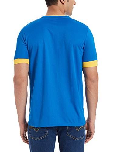 Puma Men's V-Neck Synthetic T-Shirt