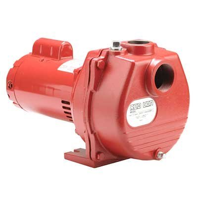 Red Lion 614676 RLSP-200-BI, Centrifugal Self-Priming Sprinkler Pump, 2 HP, 115/230 Volts, 1-1/2