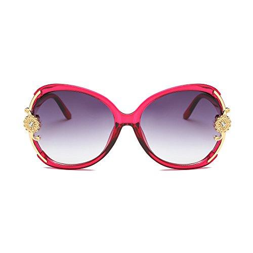 cc59a9f090 nbsp;,protection Uv Oversize Fleur Panpany Soleil Soleil Soleil 1 Femme Des  Lunettes,lunettes Mode ...