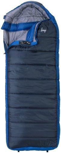 Slumberjack Esplanade -20 Degree Synthetic Sleeping Bag, Outdoor Stuffs