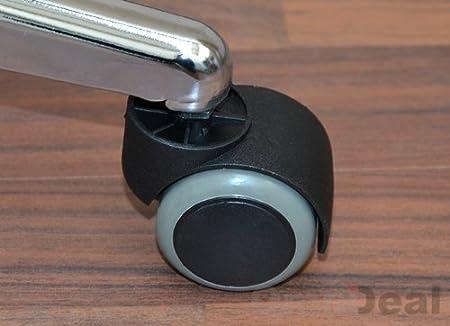 Eyepower 12353/Sgabello polyuretanl Eder Bianco ca /54/cm regolabile in altezza 40/