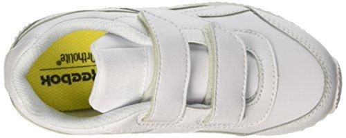 Reebok V70472, Zapatillas de Trail Running Unisex Niños Blanco (White 000)