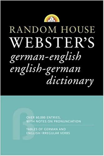 Lataa pdf-oppikirja Random House Webster's German-English English-German Dictionary by Anne Dahl PDB