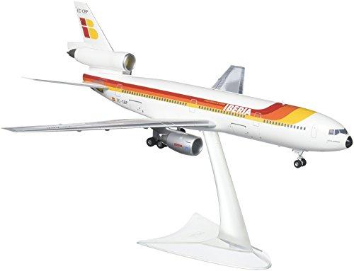 Daron Herpa Iberia DC-10-30 Model Kit (1/200 Scale)