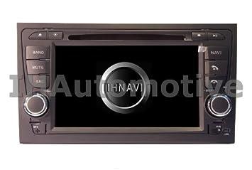 Ihnavi Ih950 - Sistema de navegación / radio gps para audi a4 b7 (2004-2008). excellent: Amazon.es: Coche y moto