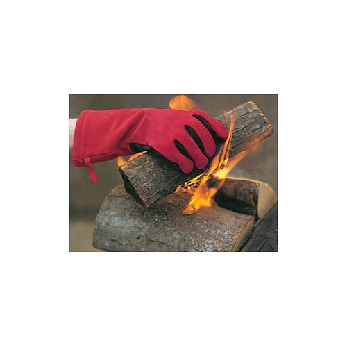 Woodeze Home Decorative Outdoor Accessorie FlameX Deluxe Fireplace Gloves - Pair