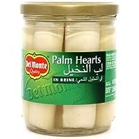 Del Monte Palm Hearts(Glass Jar) 410Gms