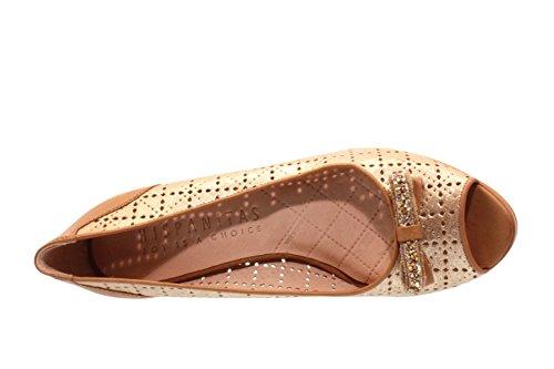 Mujeres Zapatos de tacón Sauvage-V6 Cammeo marrón, (Sauvage-V6 Cammeo) V62680