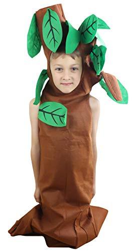 Petitebella Brown Tree Costume Unisex Adult]()