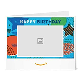 Amazon Gift Card - Birthday Stars (Your Upload) (B01LXNQ7UY) | Amazon price tracker / tracking, Amazon price history charts, Amazon price watches, Amazon price drop alerts