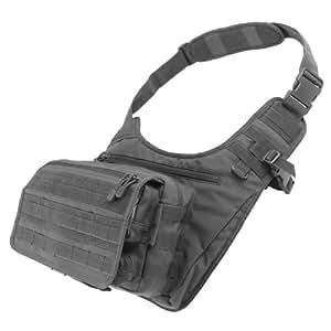 CONDOR 146-002 Messenger Bag Black