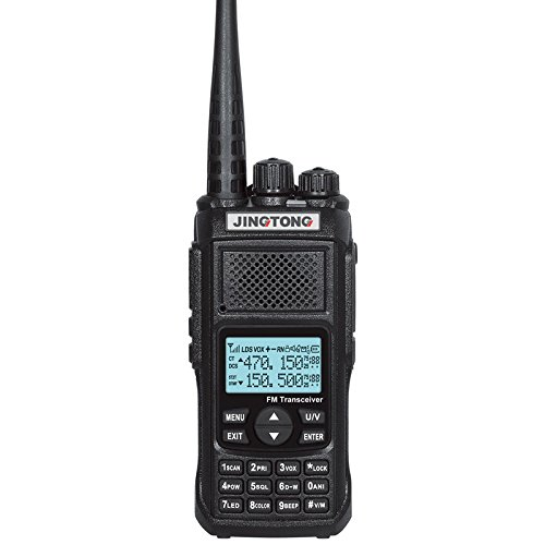 Jingtong-JT-5988HP-12-Watt-Tri-Power-1053W-Dual-Band-Two-Way-Radio-4800-mAh-Battery-128-Channel-Portable-Handheld-Transceiver