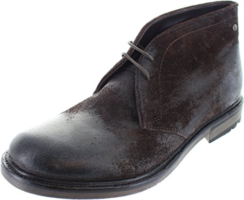 Base London Carbon, Stivali uomo marrone Brown One Size