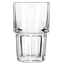 Libbey Duratuff Gibraltar 12 Oz. Beverage Glass (15654LIB) Category: Iced Tea and Soda Glasses by Libbey