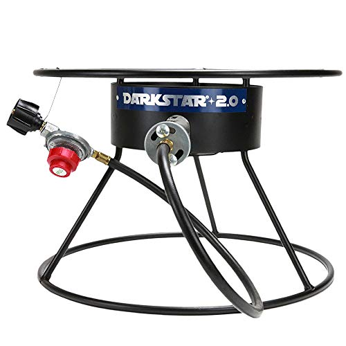 Northern Brewer - Dark Star 2.0 Propane Burner 65,000 BTU for Outdoor Homebrew Beer Brewing