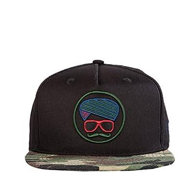 79f063782c0 URBAN MONKEY Camouflage Adjustable Baseball Turban Snapback Free Size  Unisex Hip Hop Cap  Amazon.in  Shoes   Handbags