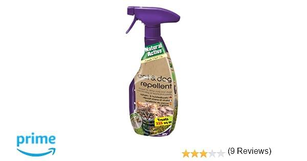 STV International Defenders de perro y gato Spray repelente al - 750 ml: Amazon.es: Jardín