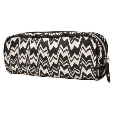 Amazon.com   Missoni for Target Blk Wht Zig Zag Famiglia Train Case   Cosmetic  Bag Travel Set   Makeup Train Cases   Beauty caf07569a5250