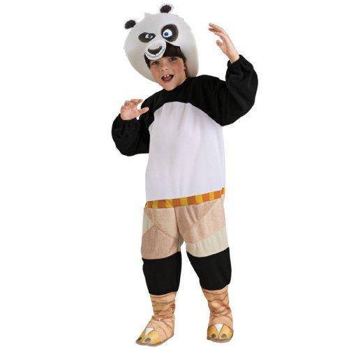 Kung Fu Panda Costume - Small (Deluxe Kung Fu Panda Costumes)