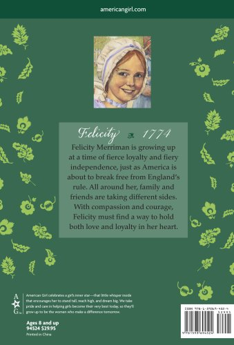 Felicity's Story Collection (American Girl)