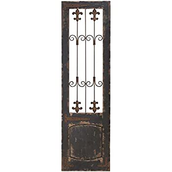 Lovely This Item Benzara 52726 Wood Metal Wall Decor