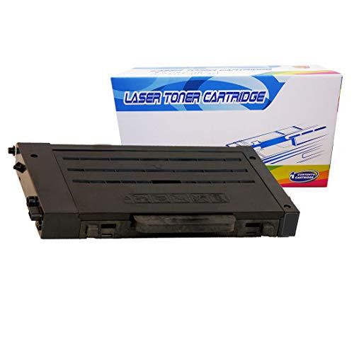 Inktoneram Compatible Toner Cartridge Replacement for Samsung CLP-510 CLP510 CLP-510D7K CLP-510N CLP510N (Black) ()