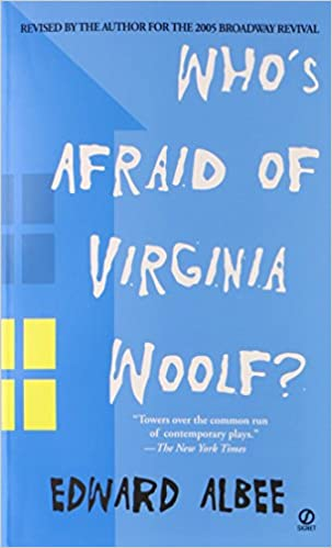 Edward Albee - Who's Afraid of Virginia Woolf Audiobook