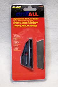 Cutzall Replacement Anvil and Blades