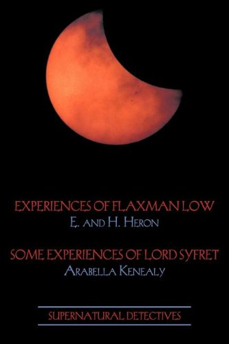 Supernatural Detectives 3: Flaxman Low / Lord Syfret