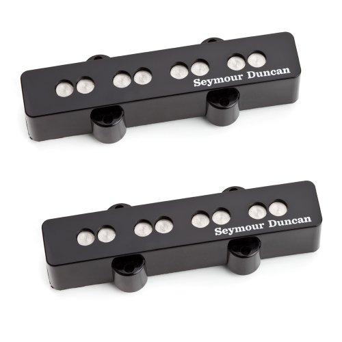 Seymour Duncan Quarter Pound Jazz Bass Set Electric Guitar Electronics