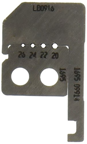 Ideal LB-916 Blade only for Custom Stripmaster Lite Wire Strippers, 20-26 AWG