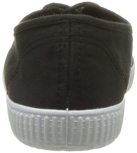 Kaporal Vivien - Zapatillas de Deporte de tela hombre negro - Noir (8 Noir)