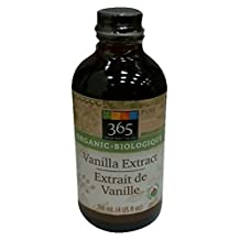 365 Everyday Value Organic Vanilla Extract, 4 oz