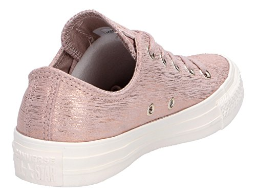 Chuck Ox Basses Sneakers Taylor Taupe Multicolore Converse diffused Ctas metallic Taupe Femme 055 dUxXqgw