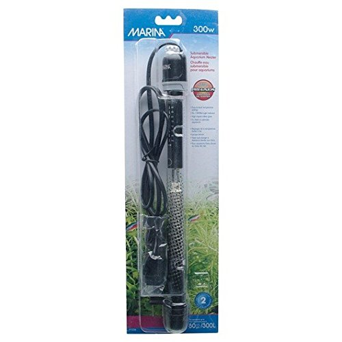 Amazon.com : Marina Hagen Submersible Heater for Aquarium, 200-watt : Aquarium Heaters : Pet Supplies