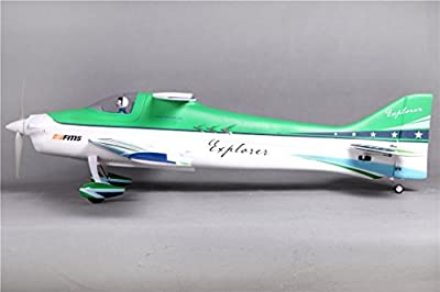 "FMS F3A Explorer RC Airplane 4ch 1020mm (40.2"") Wingspan Aerobatic 3D PNP RC Model Plane Aircraft"